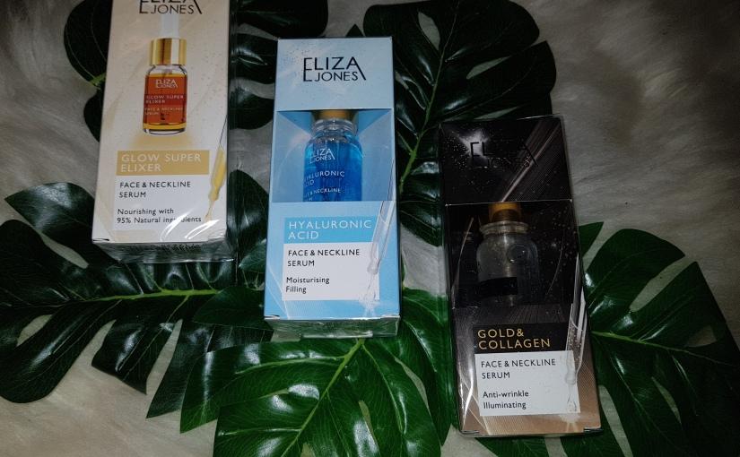 Review | Eliza Jones serum – Glow Super Elixer, Hyaluronic Acid en Gold&Collagen.