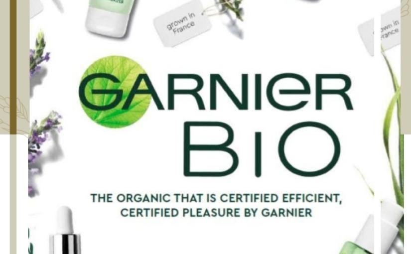 Review | skincare met de nieuwe Garnier BIOlijn