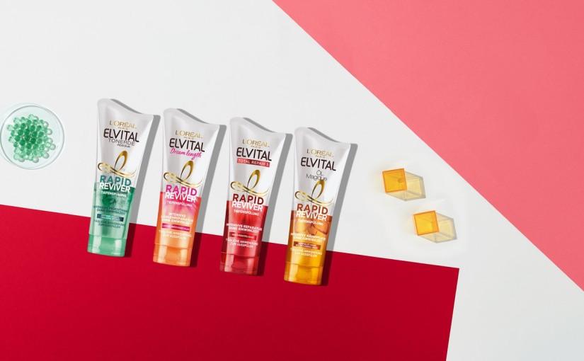 Haarverzorging | L'oréal Paris Elvive Extraordinary Oil Rapid ReviverConditioner.