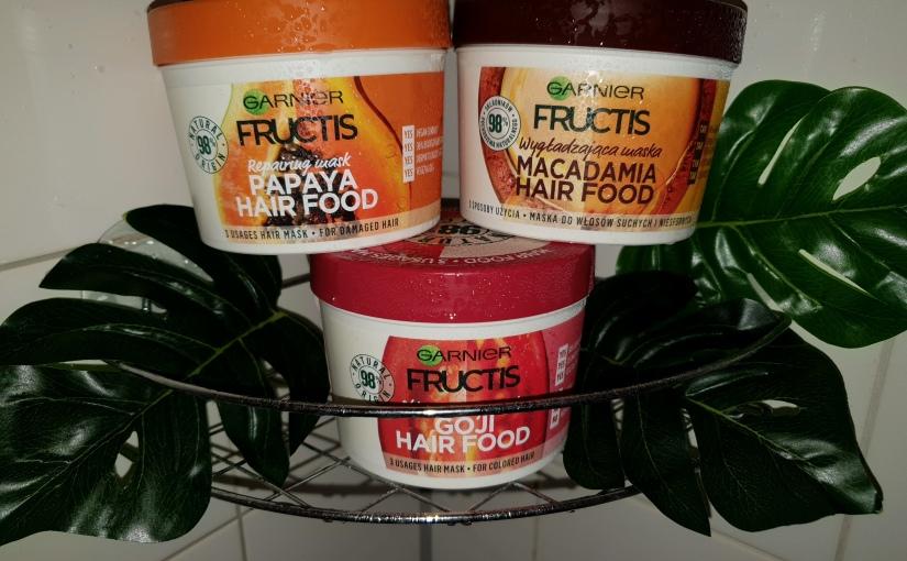 Haarverzorging | Garnier Fructis hair food3-in-1.