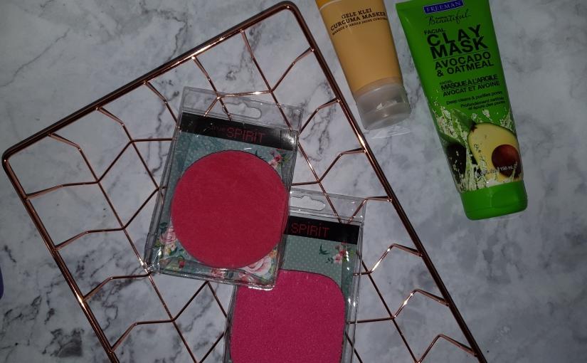 Huidverzorging | True Spirit gezichtsreinigingsspons