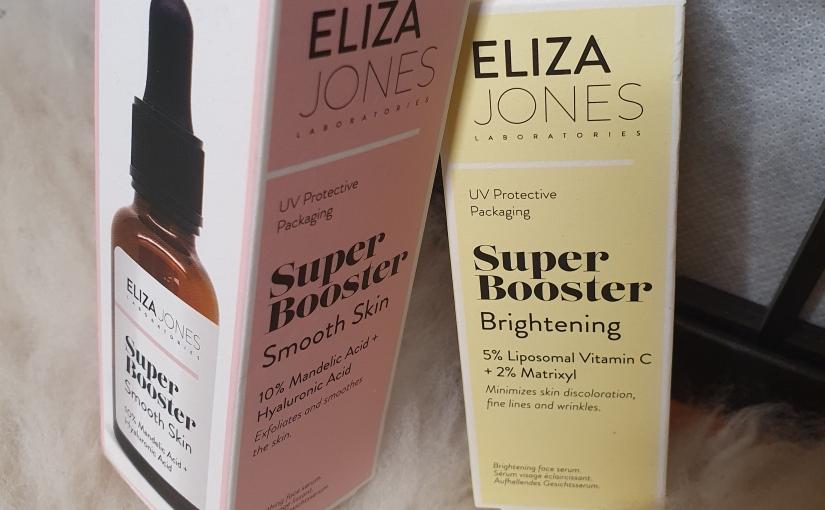 Review| Eliza Jones Super Booster (s) – Smooth skin &Brightening
